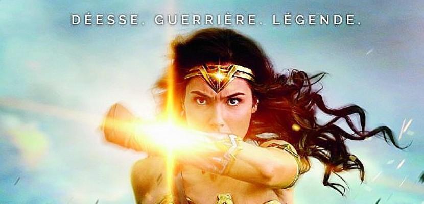 Wonder Woman détrône Jack Sparrow au box office français