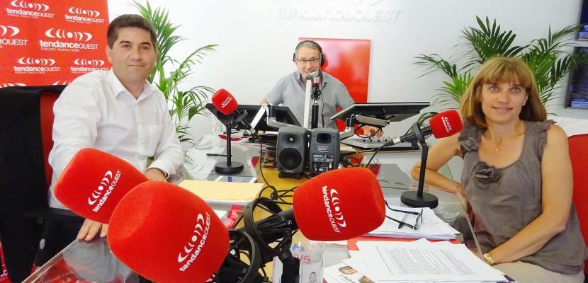 Alençon. Législatives : débat Isabelle Boscher/Jérôme Nury sur Tendance Ouest [replay]
