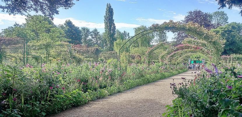 Re d couvrez les jardins de claude monet giverny - Les jardins de claude monet ...