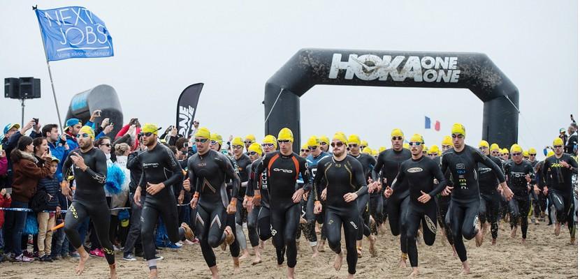 Triathlon : 5 000 inscrits, c'est complet au triathlon de Deauville !