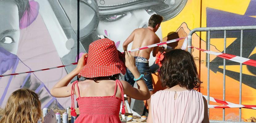 Tous au quai : un festival de graffitis et de sports urbains aux portes de Rouen