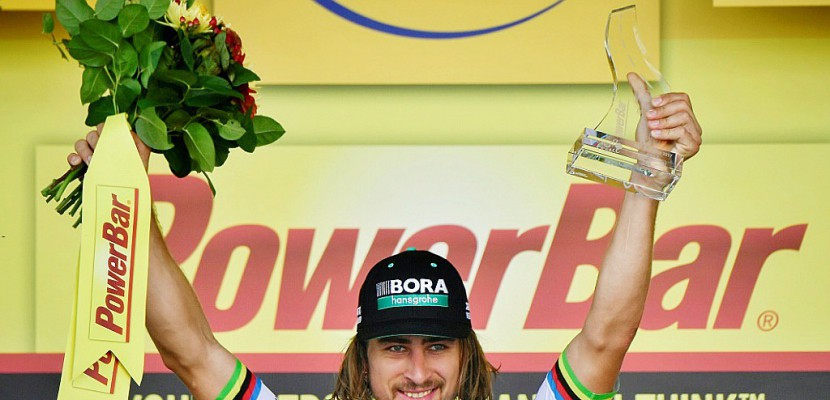 """Tour de France: le """"Sagan show"""" commence"""