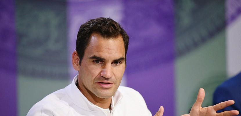 Wimbledon: Federer et Djokovic entrent en piste