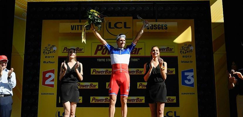 Tour de France: Démare le jeune premier, Sagan le