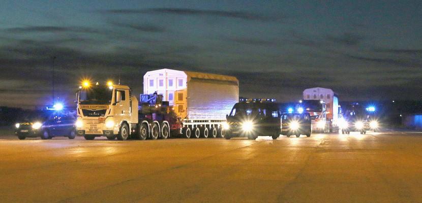 Cherbourg. Nucléaire : huit tonnes de mox sur le port de Cherbourg [Vidéo]