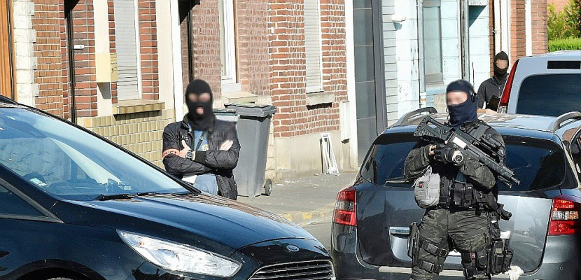 Op ration antiterroriste franco belge arrestation d 39 un homme - Comptoire d electricite franco belge ...