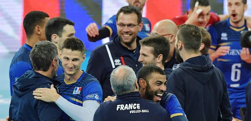 Ligue mondiale la france rejoint le br sil en finale - Ligue haute normandie tennis de table ...