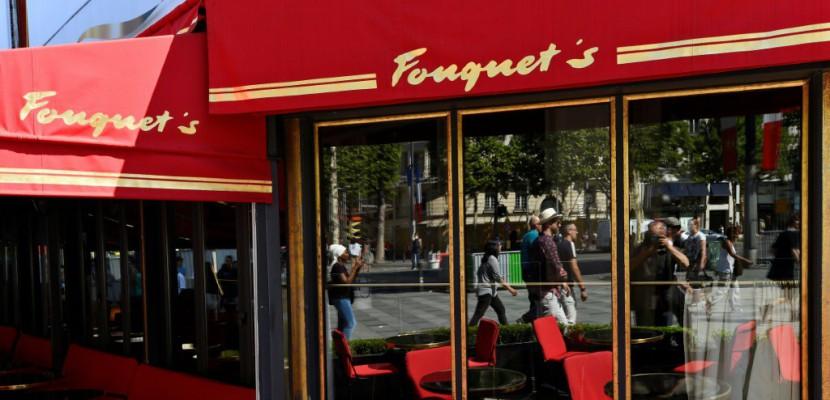 Le célèbre Fouquet's rouvre ses portes lundi après rénovation