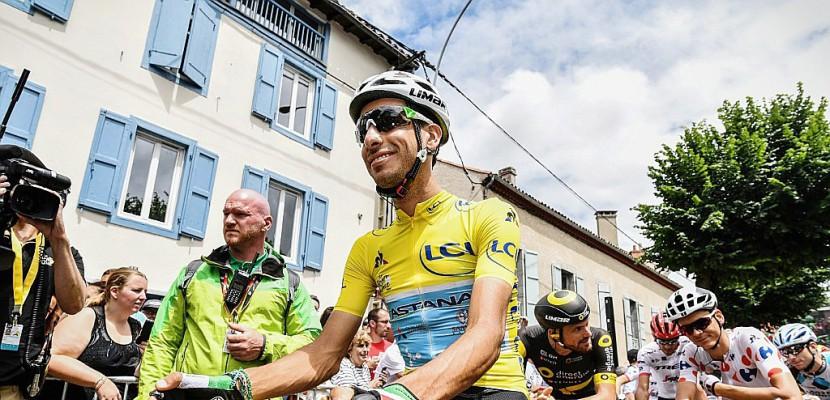 Tour de France: départ de la 13e étape en Ariège, courte, dense et montagneuse