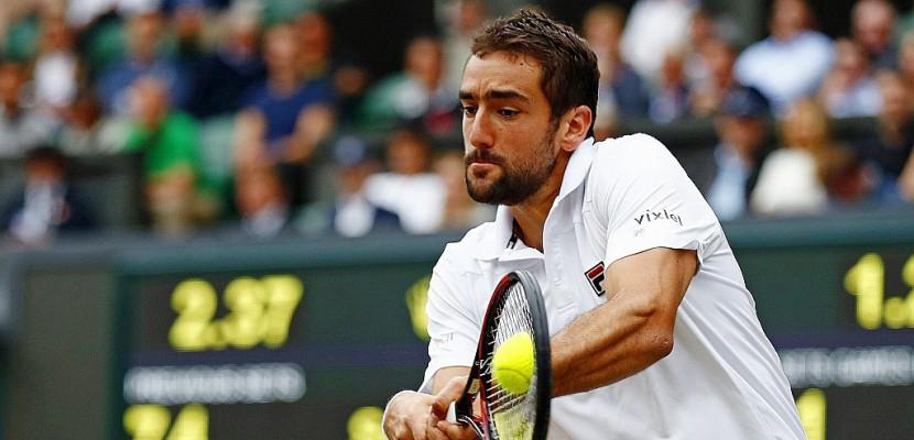 Wimbledon: première finale pour Cilic