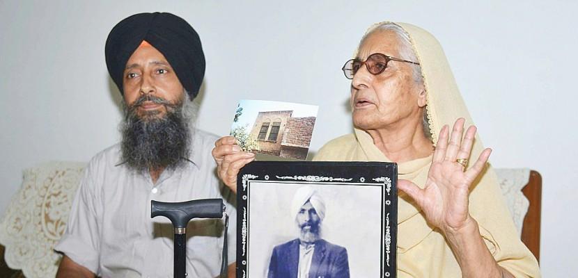 Partition de l'Inde: 70 ans après, les collecteurs de mémoire luttent contre le temps