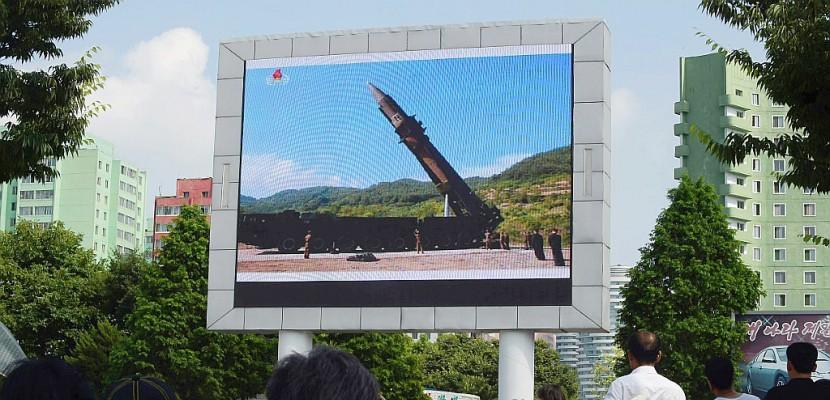 Les Etats-Unis ont détecté un tir de missile balistique nord-coréen (responsable)