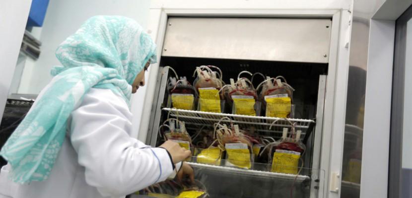 Au Yémen, la banque du sang menacée de fermeture imminente