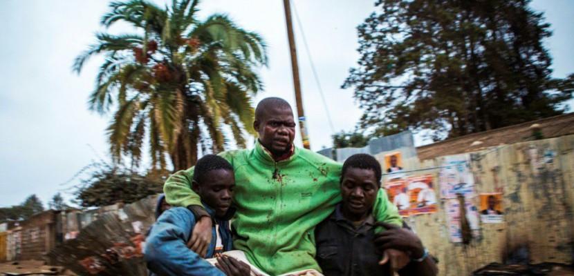 Kenya: au moins trois morts au lendemain de la réélection de Kenyatta