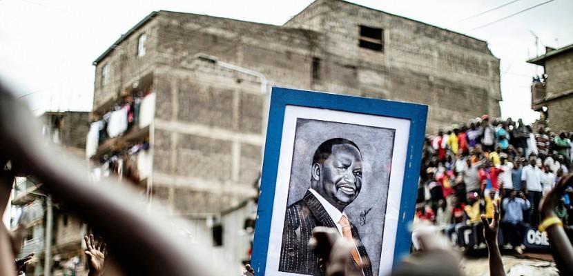 Kenya: la vie reprend à Nairobi, Odinga réfléchit à la suite