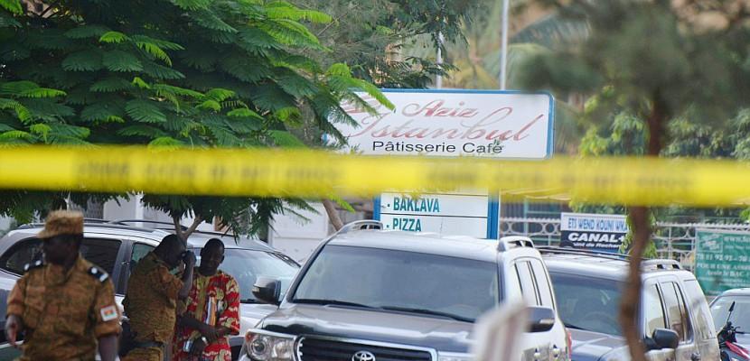 Le Burkina sous le choc d'un nouvel attentat sanglant au coeur de sa capitale