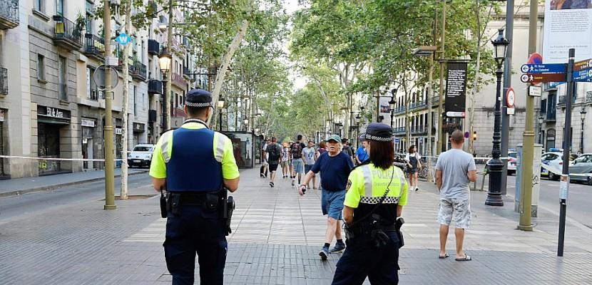 Les policiers espagnols remontent la piste des attentats meurtriers