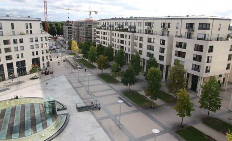 Location Appartement Caen Espace Gardin