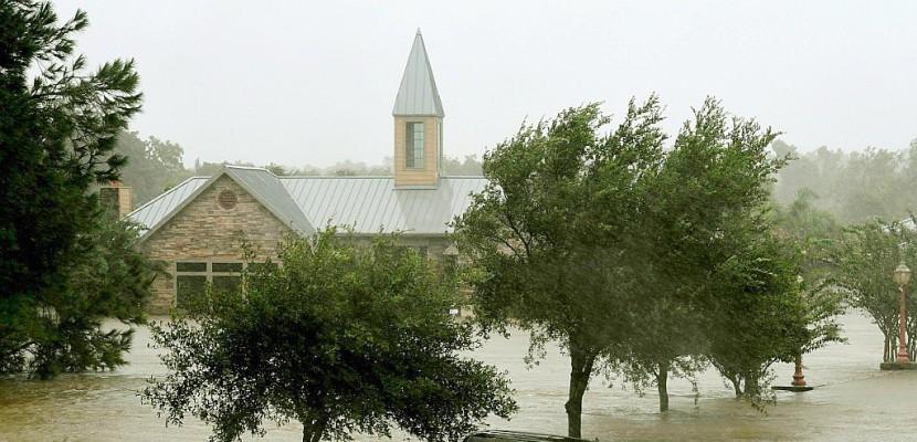 Tempête Harvey: les inondations continuent au Texas