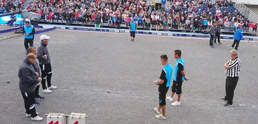 Suivez les résultats des différents championnats de france, les équipes qualifiées et les tirages complets.