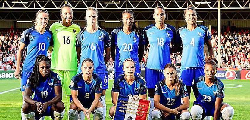 Équipe de France féminine de football 241837