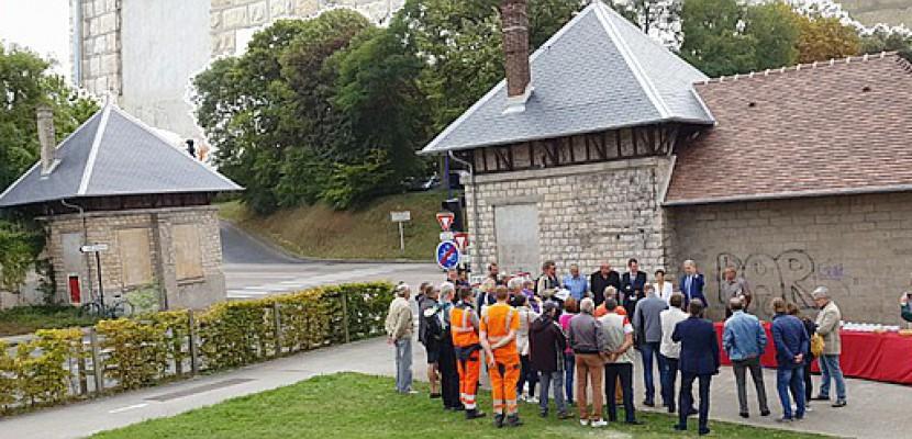 Caen. Les postes de garde de la SMN rénovés