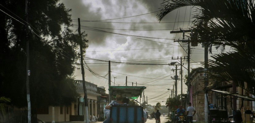 "L'ouragan Irma affecte ""gravement"" le centre de Cuba"
