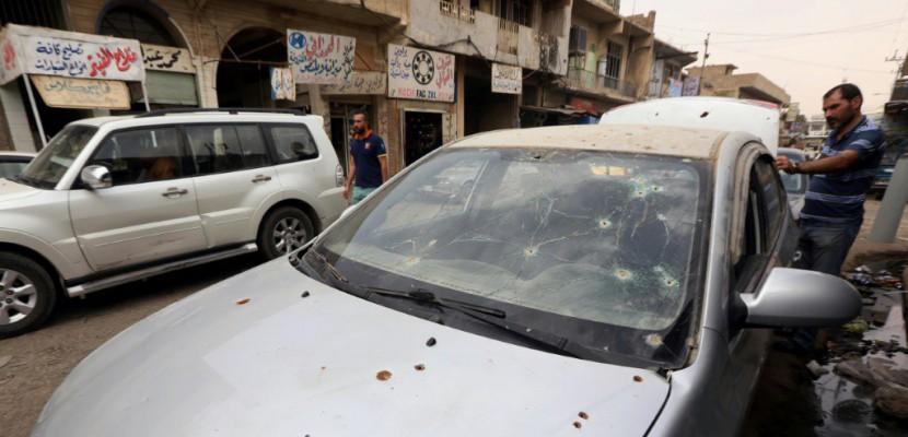 """Irak: dans Mossoul """"libérée"""", la vie tarde à reprendre son cours"""