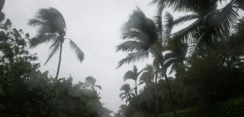 Irma: plus que le vent, la mer menace Naples en Floride