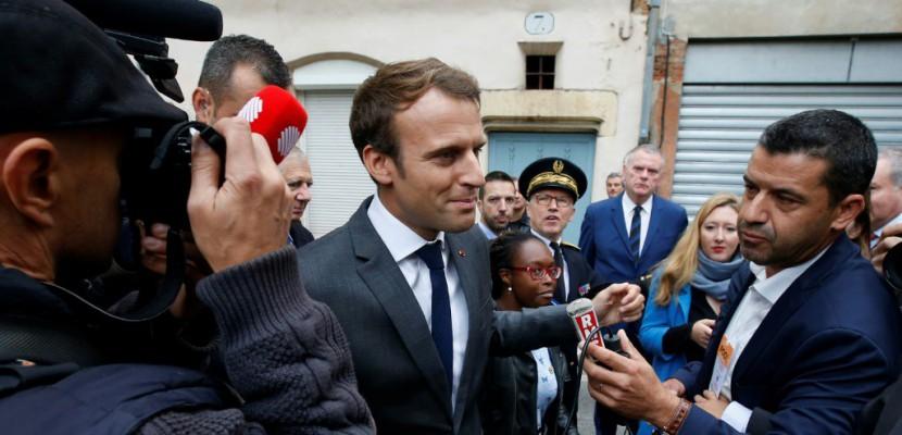 Macron assume sa sortie polémique sur les