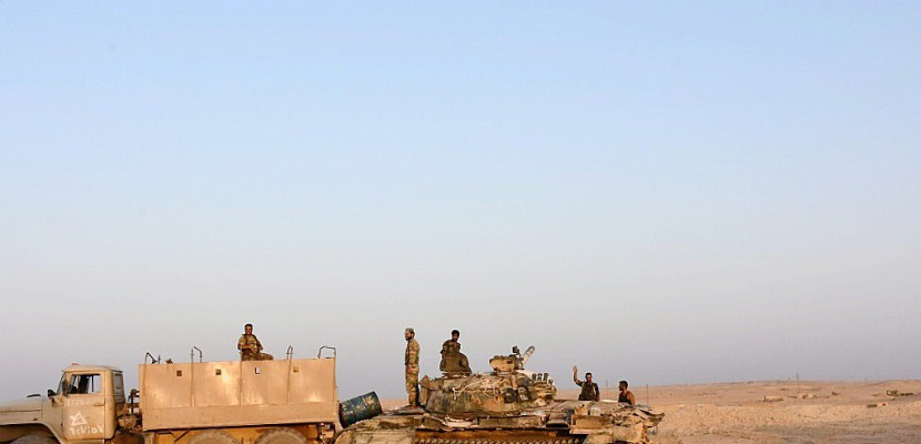 Syrie: renforts de l'armée à Deir Ezzor pour un nouvel assaut contre l'EI