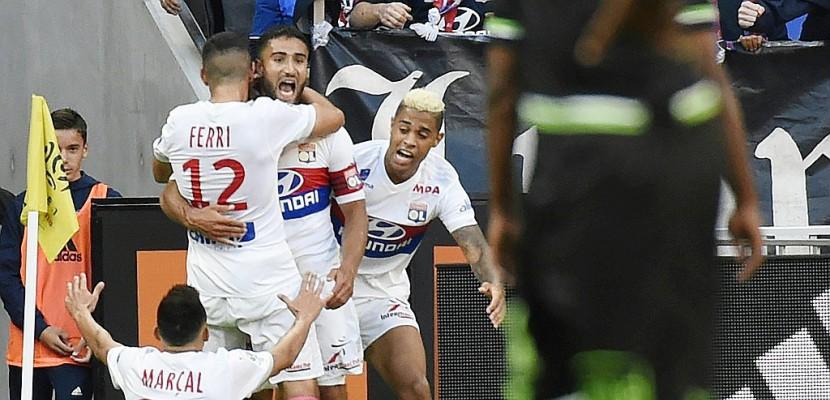 Europa League: Lyon et Nice doivent partir du bon pied, Marseille sous pression