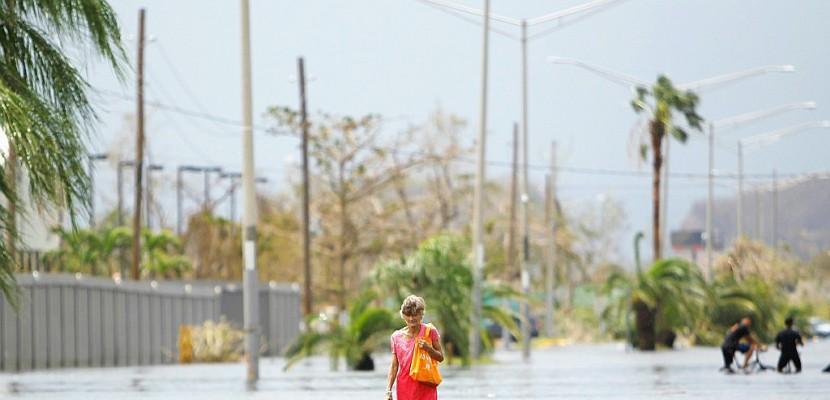 Porto Rico: évacuations près d'un barrage fissuré après le passage de Maria
