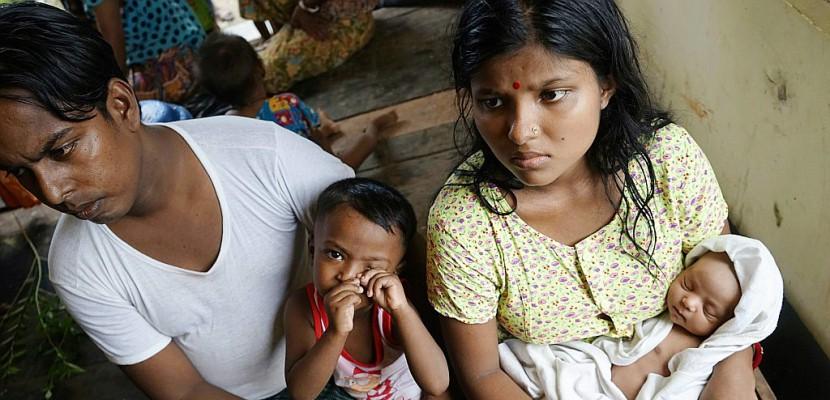 En Birmanie, l'impossible réconciliation entre musulmans, hindous et bouddhistes