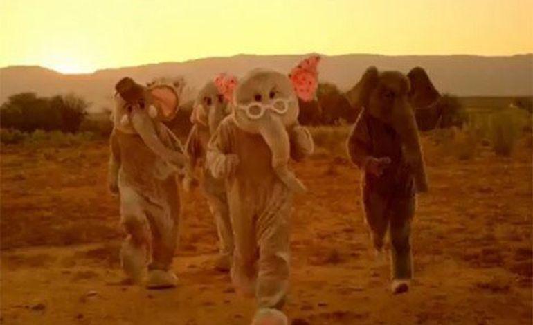 Le Clip de Coldplay - Paradise est en ligne!