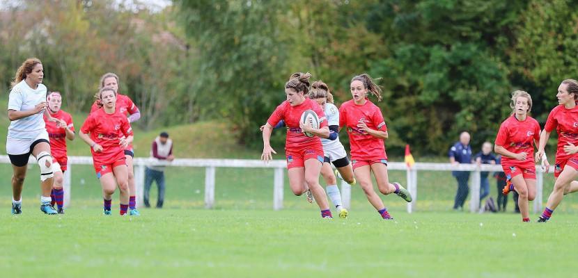 Rugby féminin. L'Ovalie Caennaise enchaîne à domicile
