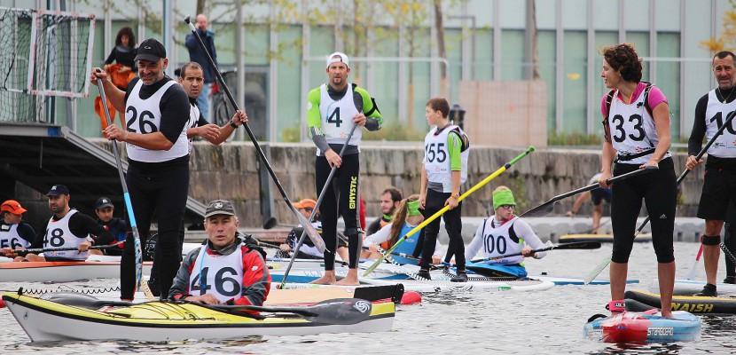 La Caen City Paddle version 2 se jette à l'eau!