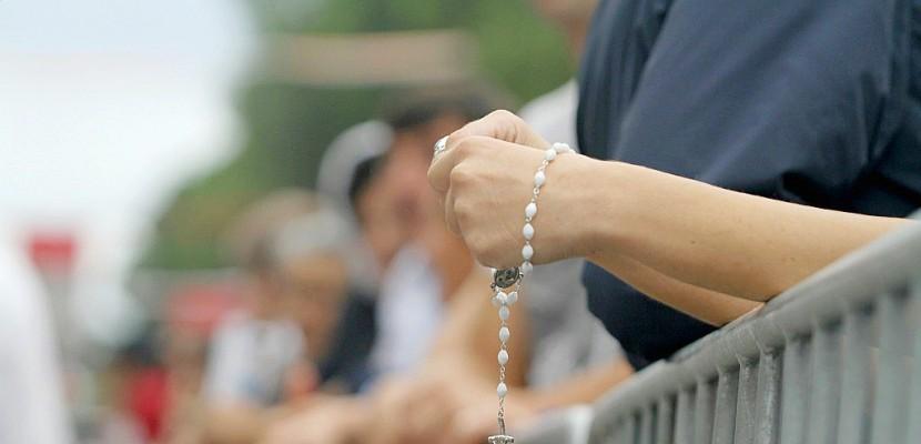 """""""Rosaire aux frontières"""" pour des milliers de catholiques polonais"""