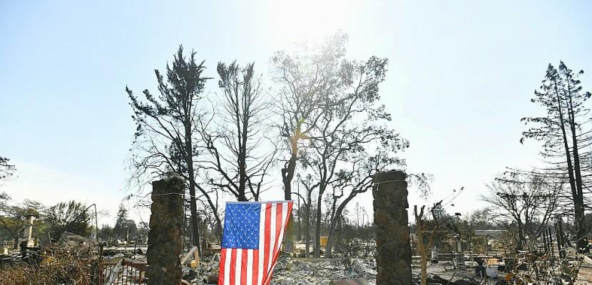 Les flammes poursuivent leur avancée meurtrière en Californie