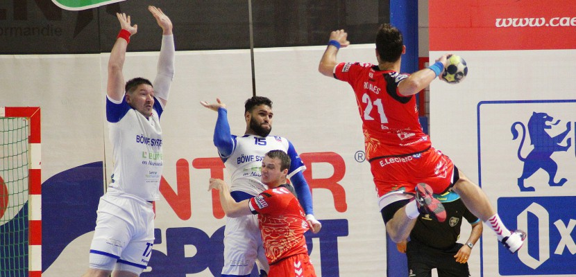 Handball (Proligue) : Caen, facile face à Vernon