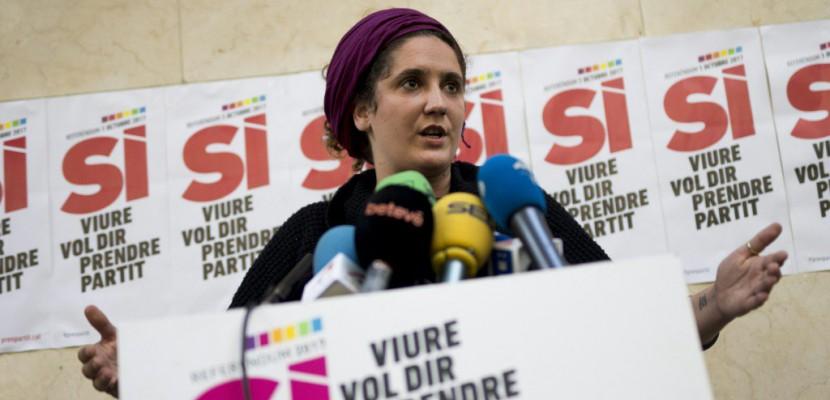 """Catalogne: Les """"comités de défense du référendum"""" prêts à prendre la rue"""