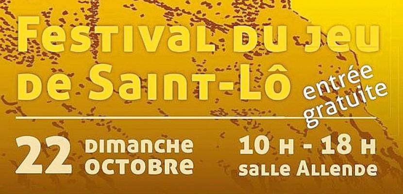 Le festival du jeu se tient ce week-end à Saint-Lô