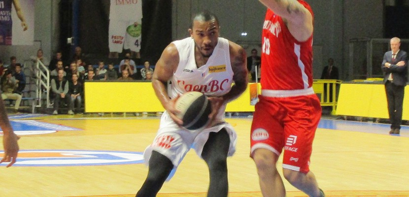 Basket (Pro B). Le Caen BC fait sensation en battant Nancy