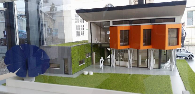 La maison de demain se construit alen on - Maison du futur bruxelles ...