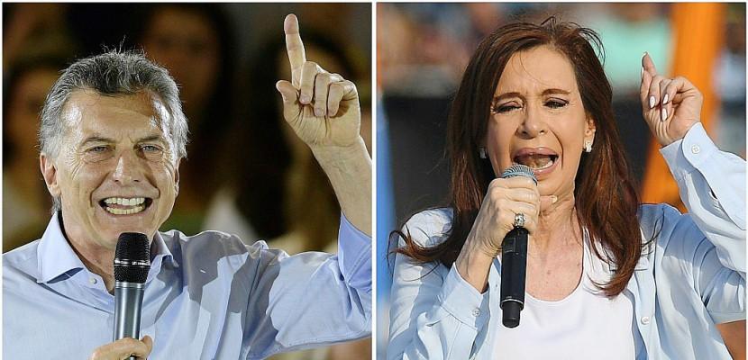 Argentine: à mi-mandat, le président Macri en passe de renforcer sa coalition