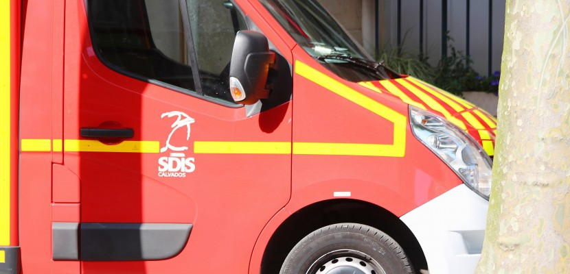 Explosion accidentelle à Ifs : un homme gravement blessé à la jambe