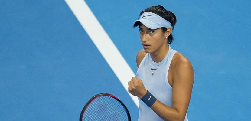 Tennis: Garcia, de la révélation à la confirmation