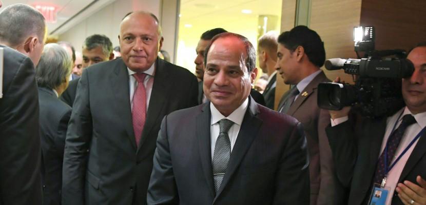 Paris, Le Caire, ventes d'armes et droits de l'homme