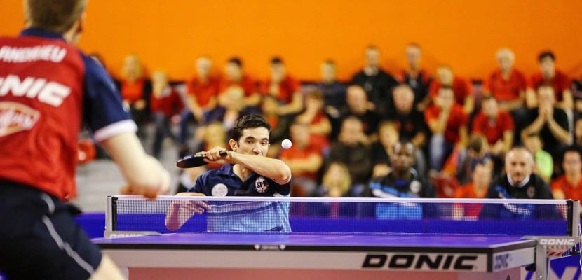 Tennis de table vainqueur hennebont le spo rouen - Stage tennis de table hennebont ...