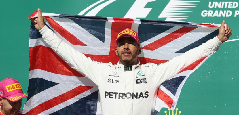 GP du Mexique: Hamilton touche au but